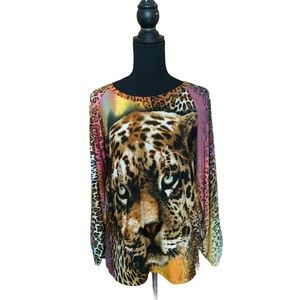 NWT Wild Thing Top Size M